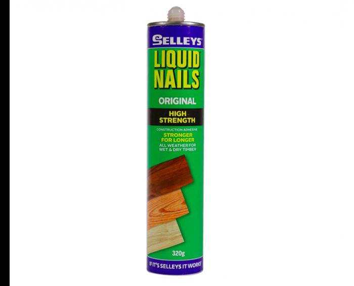 Green Liquid Nails