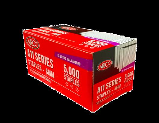 Airco Staples A11-8mm