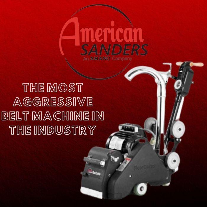 American Sanders Floor Crafter