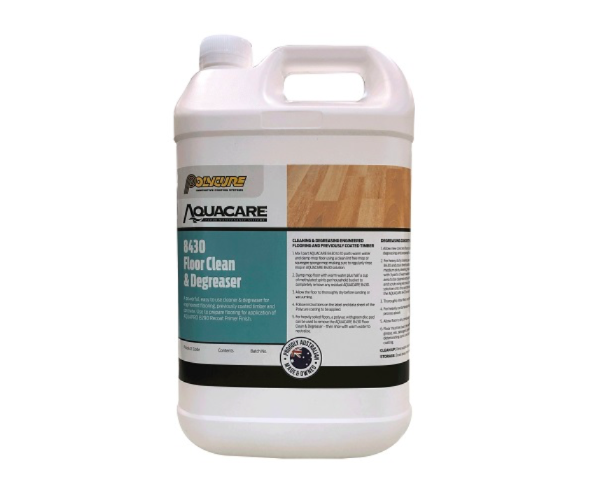 Polycure Aquacare 8430 Degreaser