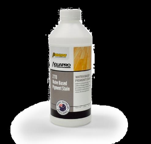5 Litre 2770 Pigment Stain Aquapro Polycure
