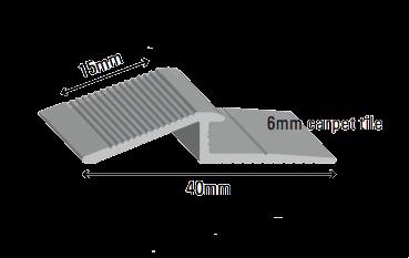 Carpet Tile Ramp MB  HT-388