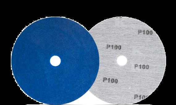 Inferno Blue Abrasive Disc 178mm