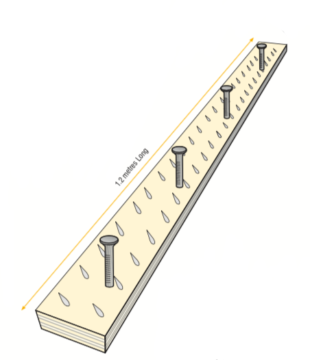 Smooth Edge Gripper Medium Pin 5.5mm