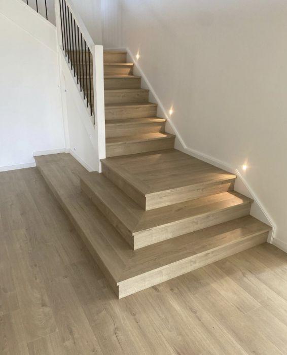 Custom Stair Nosing