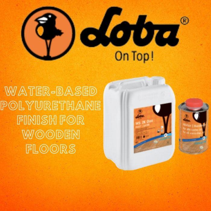 Loba WS 2K Duo Anti-Slip R10