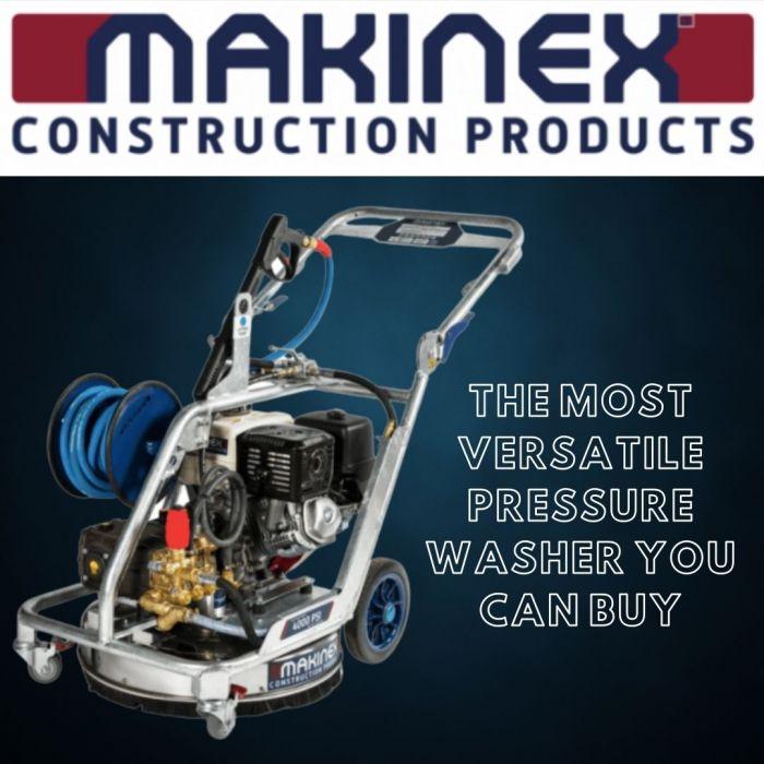 Makinex Pressure Washer DPW-4000