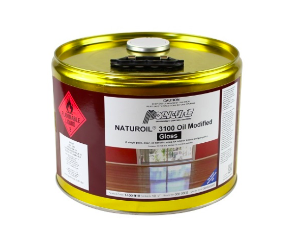 Polycure Naturoil 3100 Oil Modified Gloss