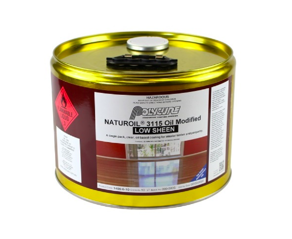 Polycure Naturoil 3115 Oil Modified Low Sheen