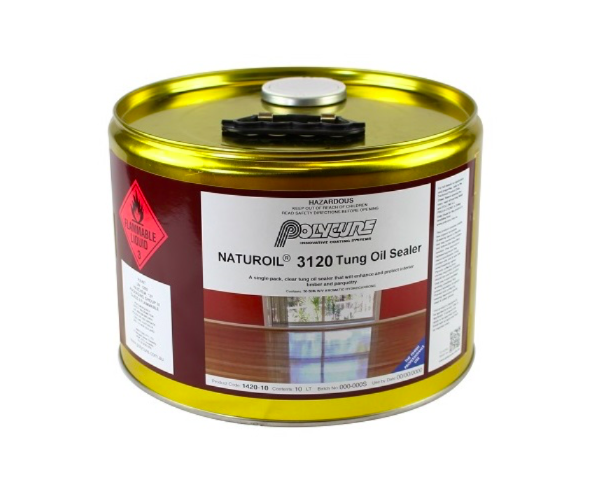 Polycure Naturoil 3120 Tung Oil