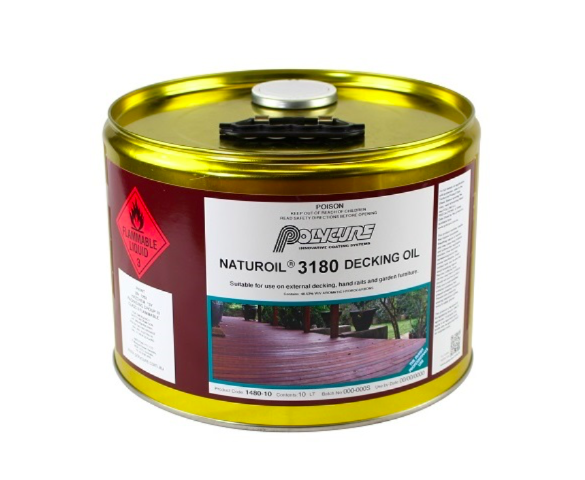 Polycure Naturoil 3180 Decking Oil
