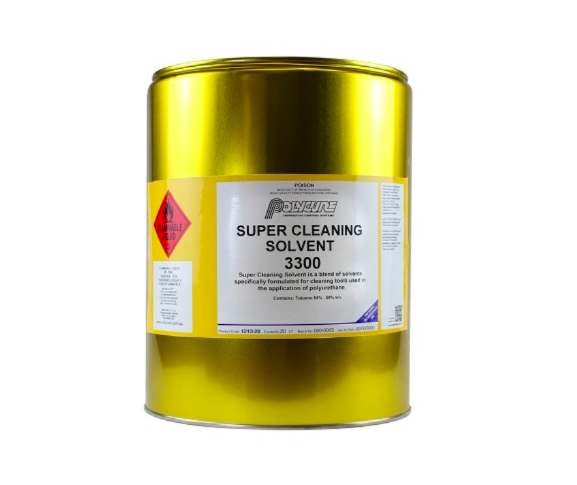 Polycure 3300 Cleaning  Solvent