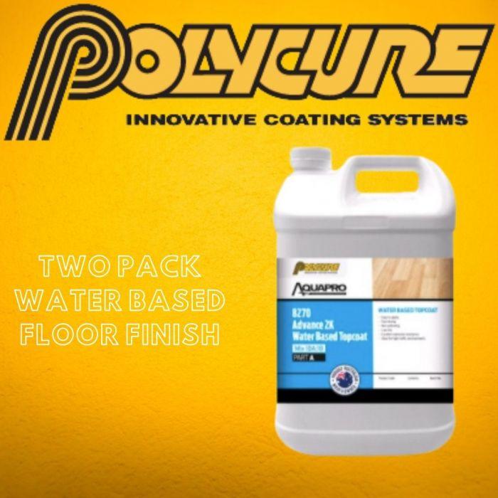 5 Litre Advance 2K Aquapro Polycure