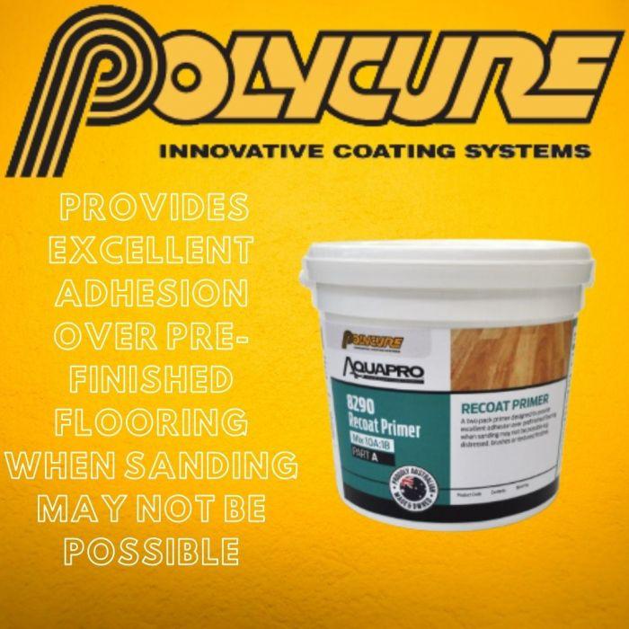 Polycure Aquapro 8290 Recoat Primer Finish - Part A