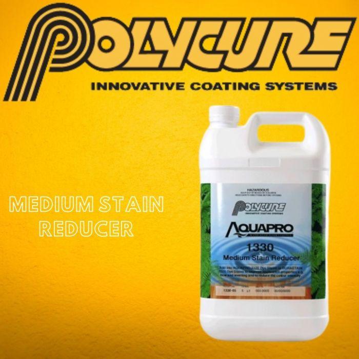 Polycure Aquapro 1330 Medium Stain Reducer