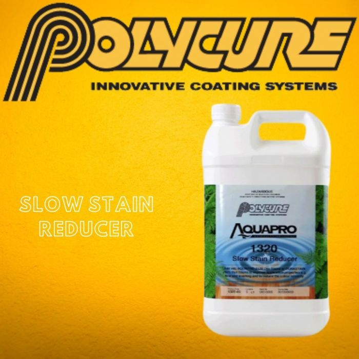 Polycure Aquapro 1320 Slow Stain Reducer