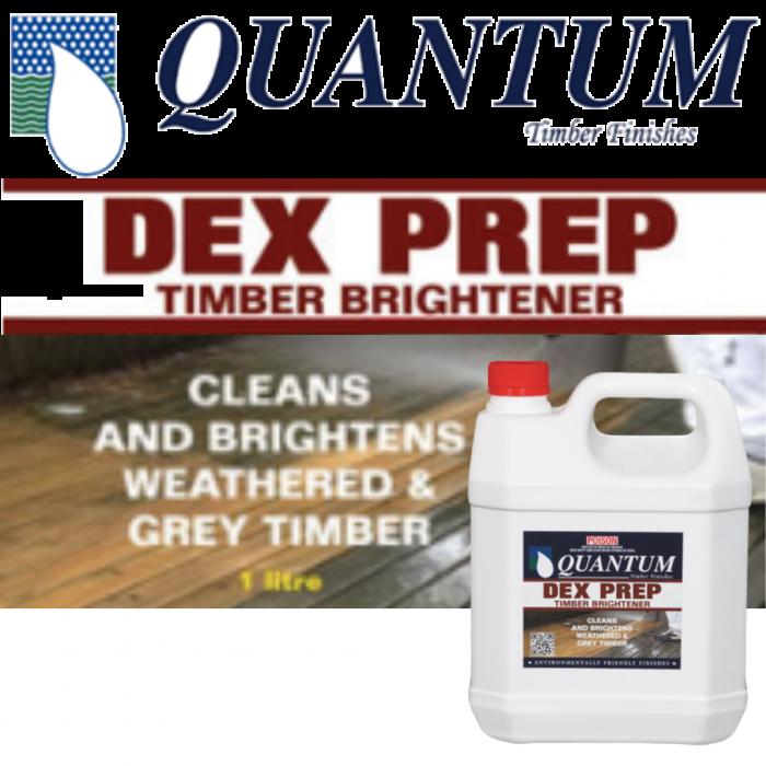 Quantum Dex Prep