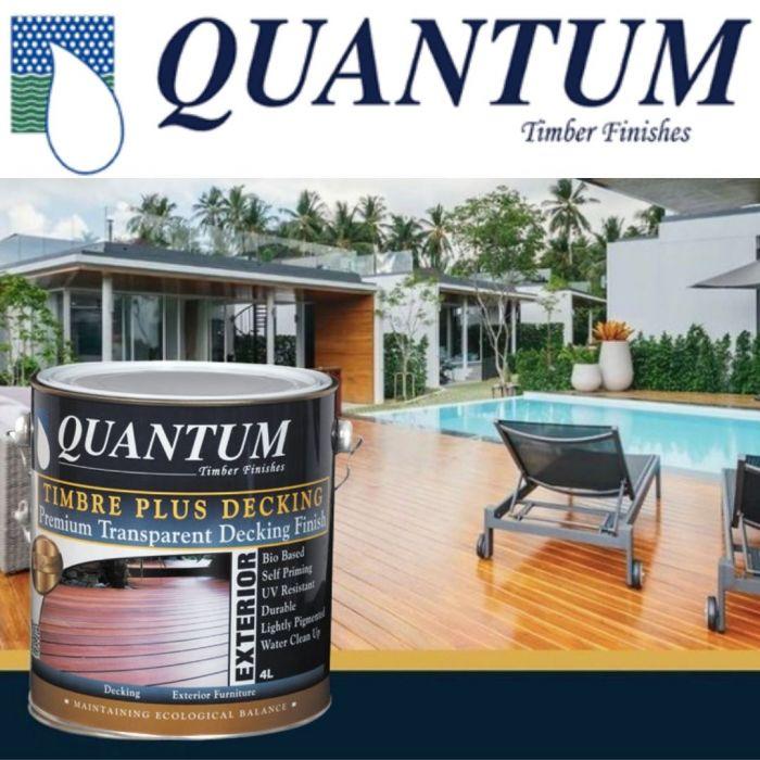 Quantum Timbre+ Decking Oil