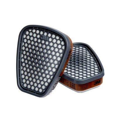 3M Organic Vapour Filters 05TM64