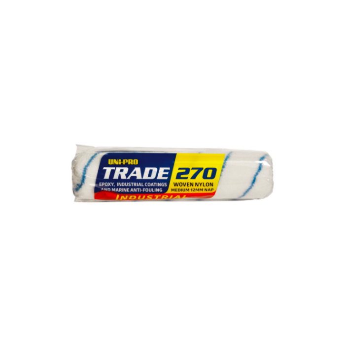 UniPro Trade Industrial Nylon Roller Cover 12mm Nap