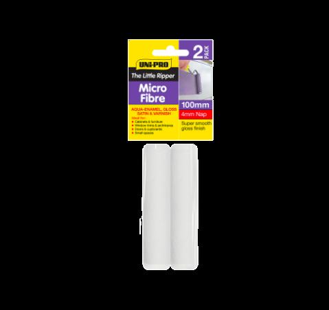 UniPro 100mm Microfibre 4mm Nap (2 Pack) 44T