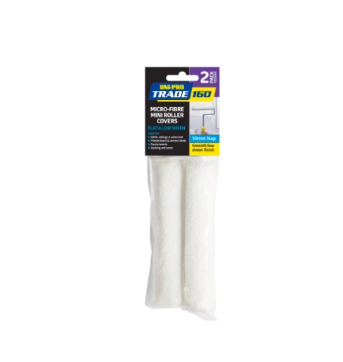 UniPro Trade 160mm x 10mm Microfibre (2 Pack) HD73010