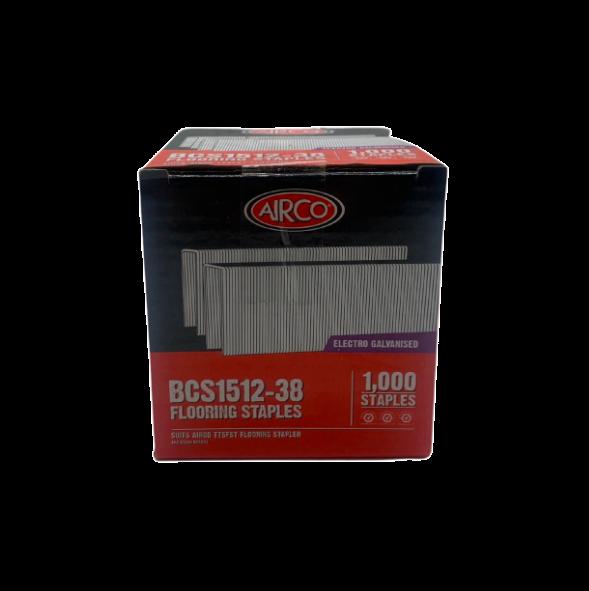 Airco Staples BSC1512-38mm