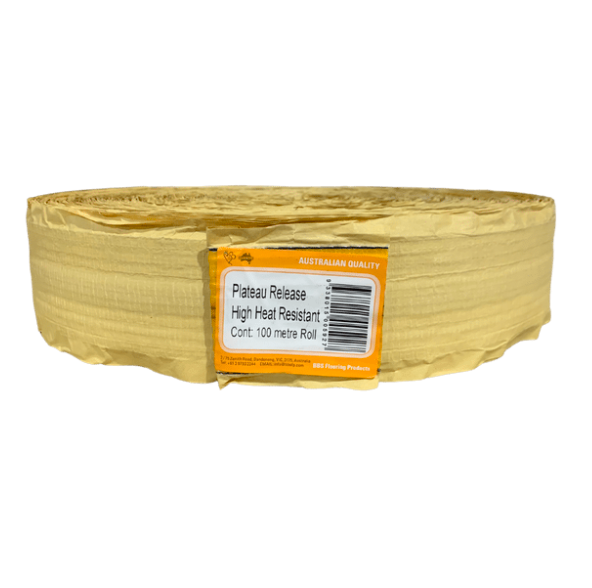 Heat Tape Plateau 100m Roll TB-219-P