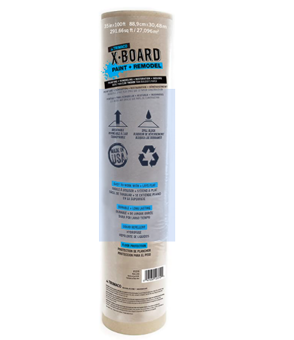 X Board Floor Protection