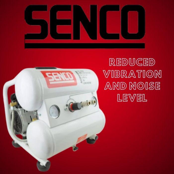 Airco/Senco 16L Low Noise Compressor 2HP AC20216