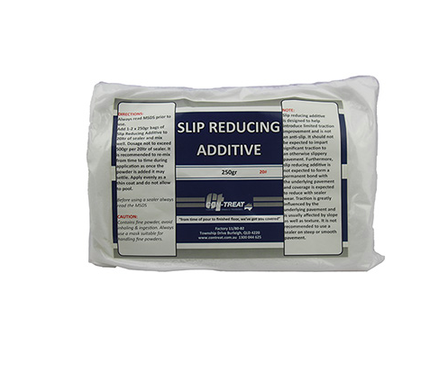 Slip Reducing Additive