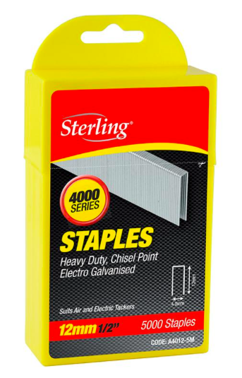 Sterling Staples 4000 Series