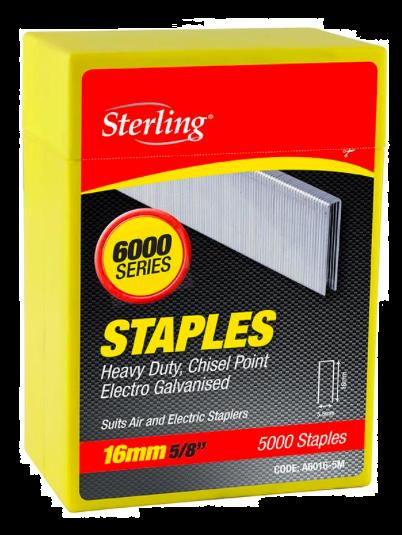 Sterling Staples 6000 Series