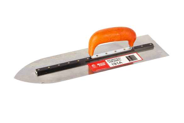 MasterFinish Pointed Trowel 115 x 450mm 192A