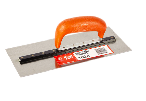 MasterFinish Square Trowel 120 x 280mm 102A