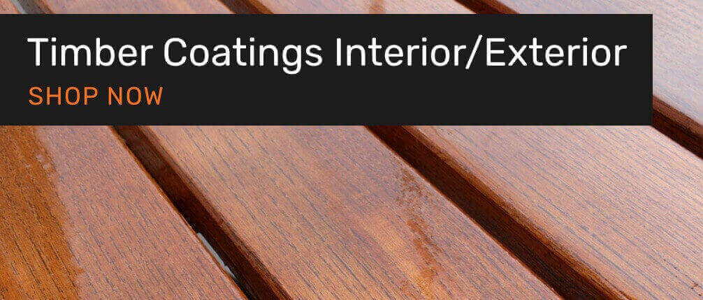 Timber Coatings Interior and Exterior