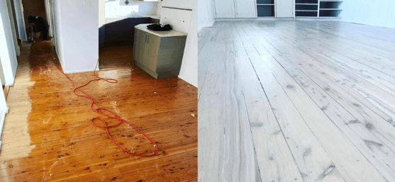 How To Lime Wash Your Floors